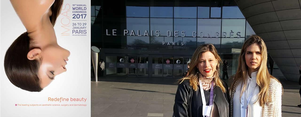 IMCAS Annual World Congress 2017 – Paris