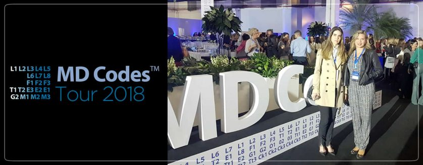MD Codes Distiction 2018