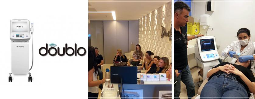 Workshop – Ultrassom Microfocado DOUBLO