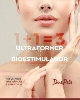 Ultraformer + Bioestimulador: Dois que valem por três!⠀