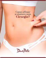 Como afinar a cintura sem cirurgia plástica